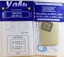 Yahu Models YMS7202 1/72 PE IAR.80 detail and canopy mask set