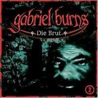 """GABRIEL BURNS """"TEIL 2 - DIE BRUT"""" CD NEW!"""