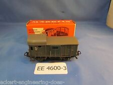EE 4600 LikeNew Marklin Green Baggage Car Likenew Condition with OBX