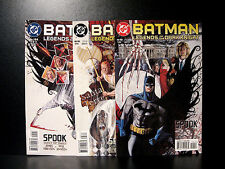 COMICS: DC: Batman: Legends of the Dark Knight #102-104 (1998) - RARE