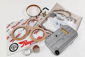 TH400 Turbo400 Transmission Rebuild Kit 1967-1990 Clutches Filter Band Modulator