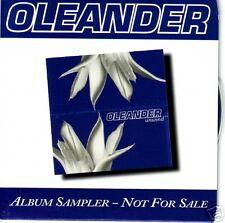 Oleander PROMO SAMPLER EXCLUSIVE CURE Cover Version Remake VIDEO CD Single