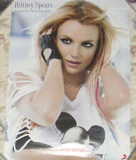 Britney Spears B In The Mix : The Remixes Vol.2 Taiwan Promo Poster