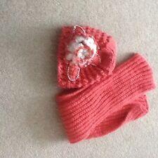 Ladies hat and scarf set