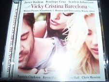 Vicky Christina Barcelona Soundtrack CD – Like New