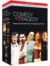 COMEDY AND TRAGEDY Glyndebourne Festival 5 DVD ALL REGIONS NTSC NEW