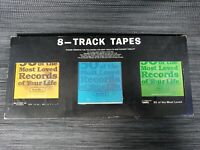 50 of the Most Loved Records Of Your Life, Album 1, 2 & 3 - 8 track tape