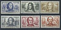 France N° 1207/12** (MNH) 1959 - Celebrités