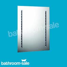 Saturn Loki LED Bathroom Mirror 650mm x 500mm Battery Operated | RRP: £179