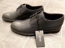 Hugo Boss Shoes Size UK 8 Dark Blue Leather (RRP£269) NEW