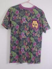 ODDFUTURE Earl Sweatshirt Floral Pocket T-Shirt GolfWang CherryBomb Suprmeme