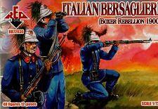 RED BOX 1/72 Italiano BERSAGLIERI Boxeador Rebellion 1900 #72030