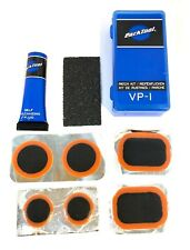 Park Tool Vp-1 Bicycle Tire Tube Vulcanizing Repair Patch Kit - 6-Patches + Glue
