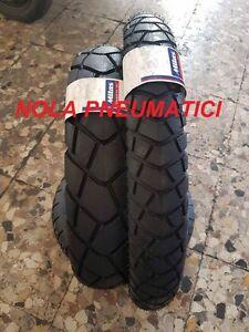 Coppia 90/90-21 54T 130/80-17 65T Mitas Enduro E-08 M+S DOT2021