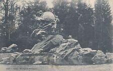 Postkarte - Bern / Weltpost Denkmal