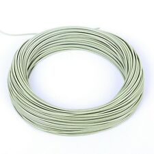 DT7 Double Taper Floating Fly Line ( Moss Green )