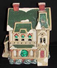 ~Vintage Dept 56 Christmas Snow Village Ramsey Hill Original 1986 RETIRED~