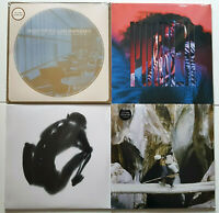 "ABSTRACT, EXPERIMENTAL, DOWNTEMPO 12""/LP VINYL COLLECTION RECORDS NEW SEALED LOT"