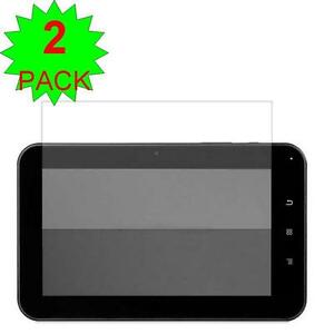 """2X Anti-glare Matte Screen Protector Film Cover Guard For 7"""" Tablet MID PAD"""