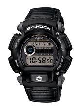 Casio Men's DW-9052V-1CR G-Shock Digital Quartz Canvas Strap Watch