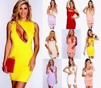 New Lot 4 Rave Sexy Mini Clubwear Party Dress Cut Plus Size Cocktail L XL 2X 3X
