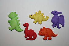 Dinosaur Silicone Mold Flexible Mold Fondant Mold Resin Soap Chocolate