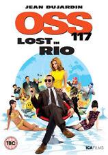 OSS 117 - Lost in Rio NEW PAL DVD Jean Dujardin France