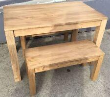 Solid Wood Modern Dining Furniture Sets
