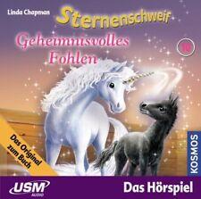 STERNENSCHWEIF - FOLGE 10: GEHEIMNISVOLLES FOHLEN  CD NEU
