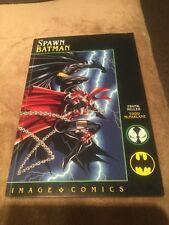 Batman Spawn #1 1994 DC Comics Todd McFarlane Frank Miller