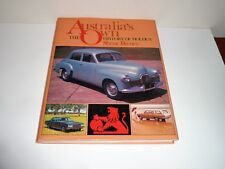 AUSTRALIAS OWN THE HISTORY OF HOLDEN BY SHANE BIRNEY