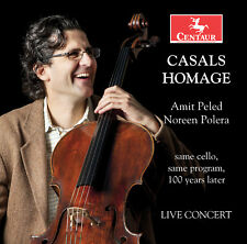 Casals Homage, New Music