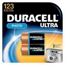 Batterie monouso Duracell per articoli audio e video Tipo CR123A Numero batterie 2-9