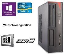 Fujitsu Esprimo E520 Intel core i3/i5 8GB/16GB RAM 128/256/512GB SSD wie E720 PC