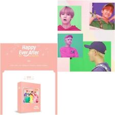 BTS: HAPPY EVER AFTER * DVD+Full Package+Poster  (Big Hit) 4th Muster K-POP