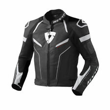 Rev'it Waist Length Leather All Motorcycle Jackets