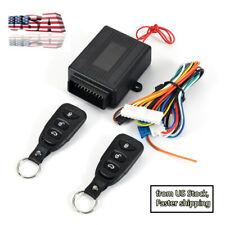 60 80m Car Remote Controller Central Alarm Door Lock Unlock Keyless Entry System