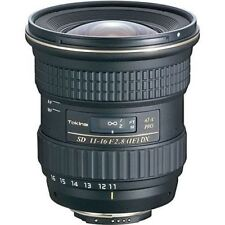 Tokina 11-16mm f/2.8 At-X116 Pro Dx Digital Zoom Lens (Canon Eos Cameras) New!