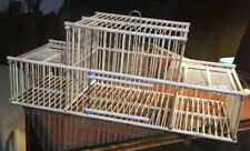 Bird Cage Trap - Precision Hand Crafted In Usa - 2 traps - Trampera De Pajaros