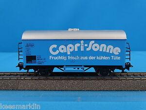 Marklin 4425 DB Reefer Car Blue Capri-Sonne