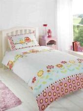 Parures et housses de couette multicolores avec des motifs Á pois pour chambre à coucher