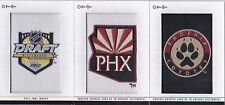 13-14 OPC Phoenix Coyotes Team Logo Patch OPEECHEE Alternate 2013