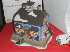 "Department 56 New England Village- Heritage Village -""Chowder House"""