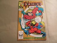 Excalibur #10 (Marvel 1989) Free Domestic Shipping