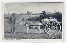 """THORNHILL COMMONRY AND """"KIPPEN JACK"""": Perthshire postcard (C6369)."""