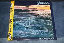 SANTANA- MOON FLOWER NM - 2 LP JAPAN GATE FOLD W/ OB, CARLOS SANTANA NM