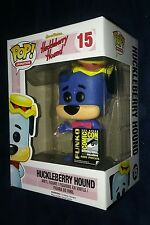 Funko POP! Huckleberry Hound Vinyl 2014 SDCC Exclusive! Only 480 pieces made!