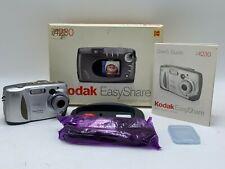 Kodak Easy Share CX4230 2.0 MP Digital Silver Camera System Complete