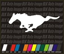 "Mustang Pong Horse Car truck Racing Vinyl Decal Sticker  8"""