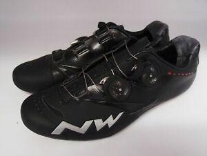 Northwave Extreme Tech Plus Bike Shoes Matt-Black Size 43.5